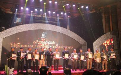 Giải thưởng Hội NSVN 2017 (P3)
