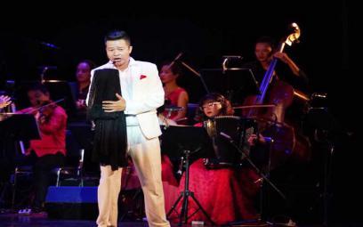 'Khát' nghệ sĩ opera
