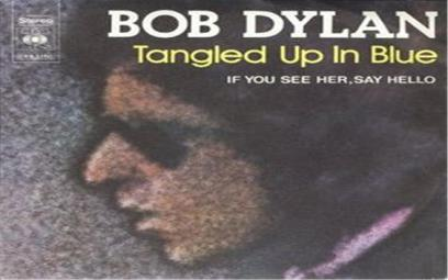 'Tangled Up In Blue'của Bob Dylan:Cánh chim chấp chới bay giữa trời xanh buồn