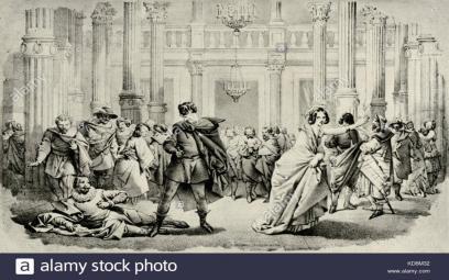 Opera Buổi khiêu vũ hóa trang của Verdi