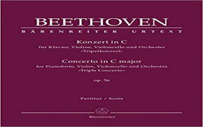 Beethoven: Concerto cho ba nhạc cụ
