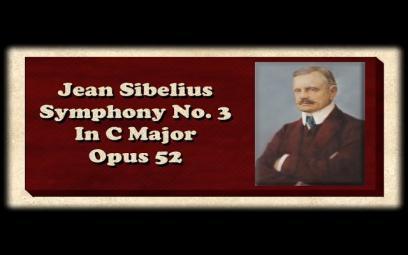 Bản giao hưởng No.3 của Sibelius