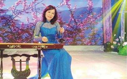 Nghệ sĩ ưu tú Kim Anh: ''Chỉ có đam mê mới dẫn đến thành công''