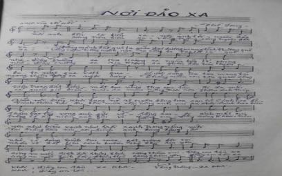 """Thế Song - Nhạc sĩ viết """"Bài ca trên đỉnh Pò Hèn"""""""