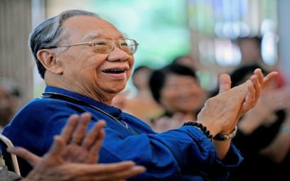 Ban tổ chức cuộc thi Tìm hiểu về Giáo sư Trần Văn Khê & Âm nhạc truyền thống Việt Nam nhân dịp 100 năm ngày sinh của Giáo sư Trần Văn Khê