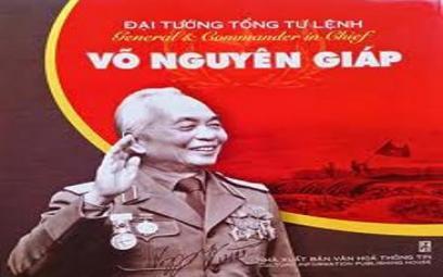 Hát về vị Đại Tướng của Nhân dân