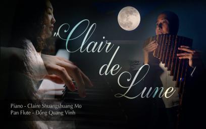 Embedded thumbnail for Bamboo Ensemble Sức sống mới với Ánh trăng - Debussy